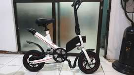 Sepeda Listrik Merk EMGO