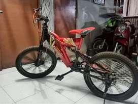 sepeda anak 20inc