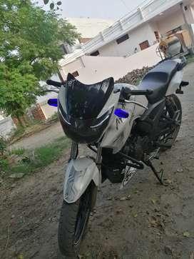 Apache RTR 180 ABS