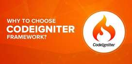 Codeignitor experts needed