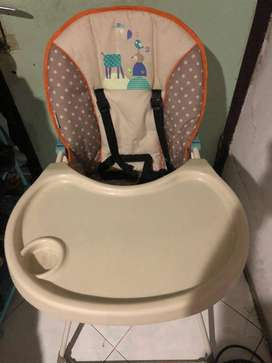 Kursi Makan Bayi High Chair Import Hauck