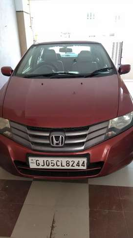 Honda city ivtech 2009