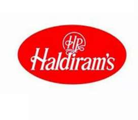 Recruitment in Haldiram India Pvt Ltd in Pan India location