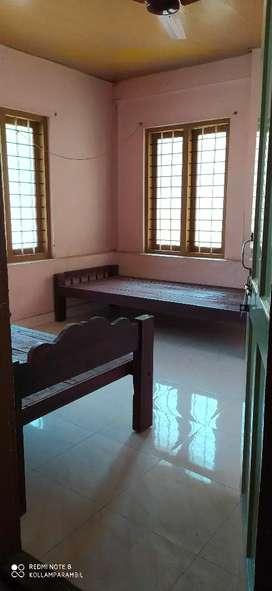 3  Bedrooms, , (ഒരു റൂമിൽ 2ആള്  ) Near കോട്ടയം മെഡിക്കൽ കോളേജ്