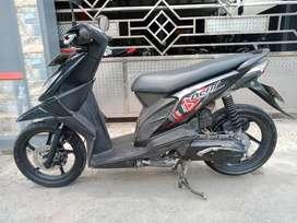 Honda beat karbu 2010 black