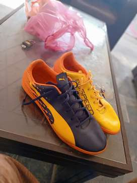 Football imported shoes fresh piece