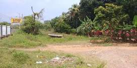 11 cents plot close to NH 47 & Rly. Stn, 5 km to Airport, 8 lakhs/cent