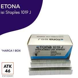 Staples isi Staples/Steples Tembak Etona 1019J