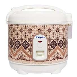 NEW MIYAKO Rice Cooker Magic Com MINI PSG-607 0,6 L Penanak Nasi Kecil