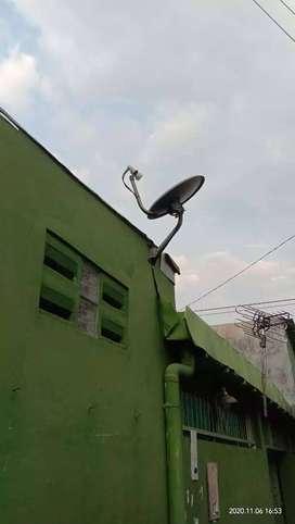 Pasang Parabola Nusantara HD bebas biaya bulanan