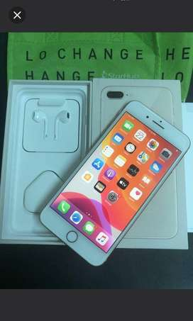 BUmper Attractive Offer Apple I Phone 8+ 256 With Warranty
