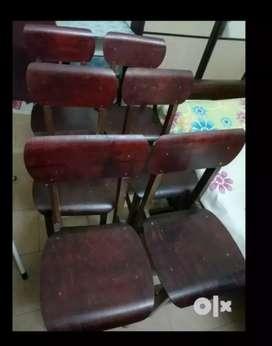 Wooden chair (6)