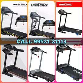 Treadmill Sales In Calicut Brand PowerTrack Motoraized Treadmill Sale