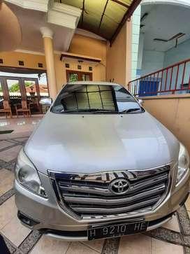 Fast Sale Kijang Innova type G Diesel 2014