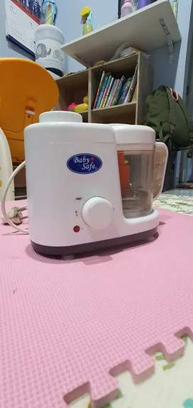 Baby Safe Food Maker MPASI Bayi