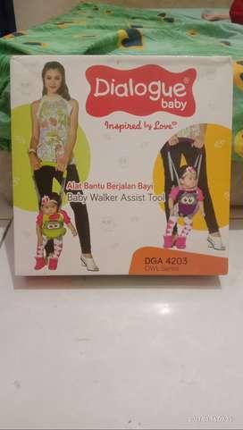 Jual murah alat bantu bayi jalan merk dialogue
