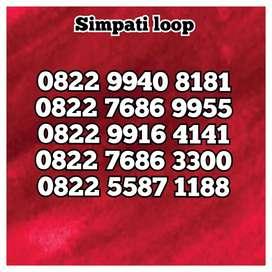 Nomor cantik simpati loop murah