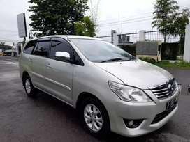 Toyota kijang Innova G 2,5 diesel Automatic th 2012