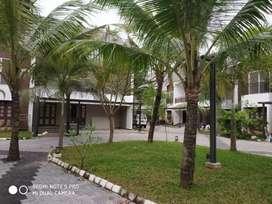 Gated Colony 6Cent 5BHK Near infopark kaninad New posh villa