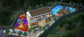 Luxurious 2BHK IN Kalyan west near by station