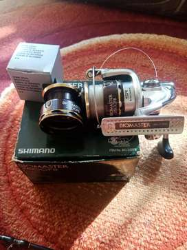 Shimano biomaster 2500 fb
