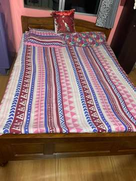 Shesham bed