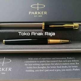 Pen Parker IM LQ Black GT Rollerball