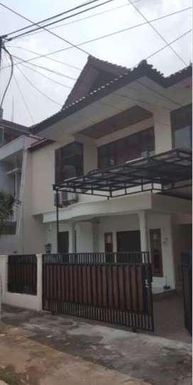 Rumah Kebon Baru Kampung Dalam Baru Renovasi