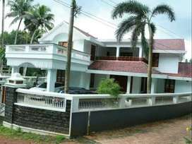 4000 SqFt House in 17 Cents of land for sale at Avoly, Muvattupuzha