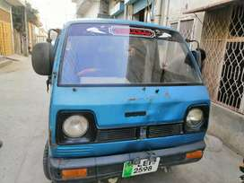suzuki carry daba 82 modal