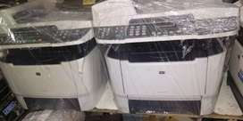 HP LaserJet m2727nf mfp printer