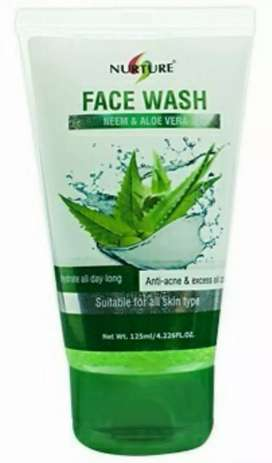 Face wash elovera