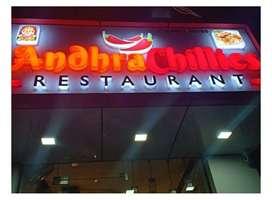 Veg & Non Veg Restaurant for Rent