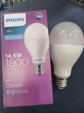 Lampu LED Bulb 14,5 watt Philip