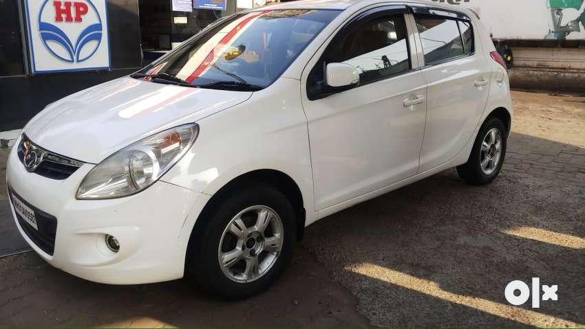Hyundai i20 2009-2011 Sportz Petrol, 2010, Petrol