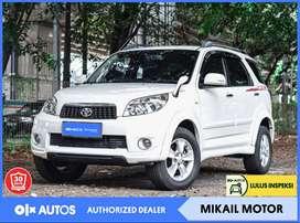 [OLXAD] Toyota Rush 1.5 G AT Bensin 2015 Putih #PartnerTerpercaya