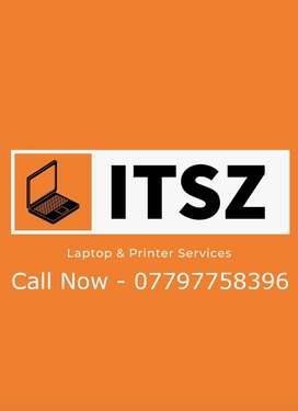 ITSZ- Printer Repair Service In Kolkata