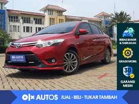 [OLX Autos] Toyota Vios 1.5 TRD Sportivo  A/T 2017 Merah
