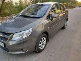 Chevrolet Sail LT Limited Edition, 2013, Petrol