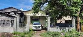 Dijual gudang dan rumah tinggal