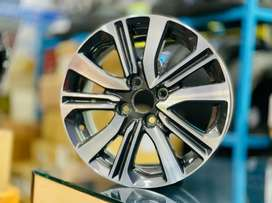 "15"" brand new box piece Honda City Diamond Cut OEM Alloys set of 4"