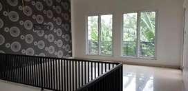Rumah semi furnished di Titihan sektor 9 bintaro jaya