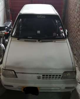 Suzuki Mehran In Good Condition Urgent Sale