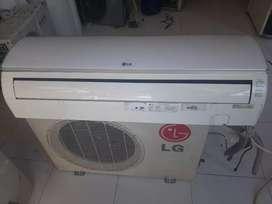Di jual ac merk LG low watt 1pk