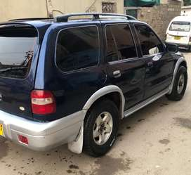 Kia sportage jeep 2004 for sale , 7 lac final awesome condition