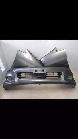 Dijual bagian depan spare part mobil innova tahun 2011