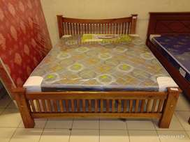 NEW  WOODEN COTS. HIGH END MODEL. CALL NOW TO ORDER.