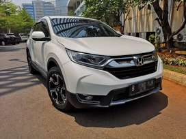 Honda CRV 2017 Putih ANTIK
