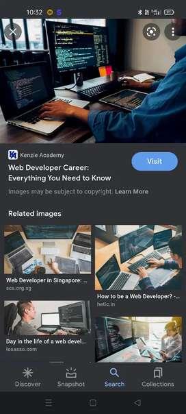 Neew website developer