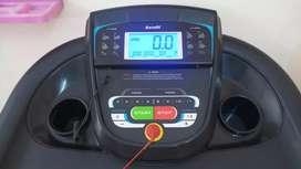 Brand-Aerofit, Model-AF-515, ,pulse rate monitor, inbuilt speaker.